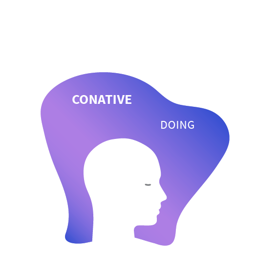 conative layer of the mind